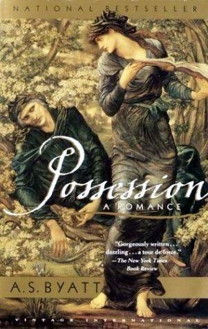 Possession - A S Byatt Image