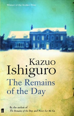 Remains Of The Day, The - Kazuo Ishiguro Image