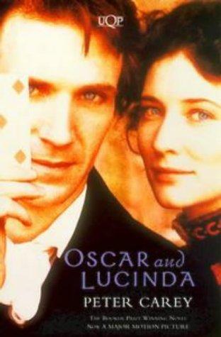 Oscar And Lucinda - Peter Carey Image