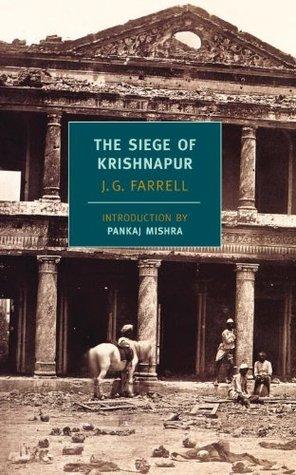Seige Of Krishnapur, The - J G Farell Image