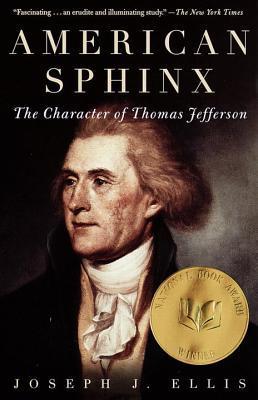American Sphinx - Joseph Ellis Image