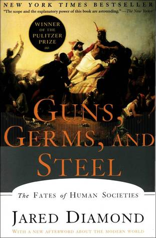 Guns, Germs And Steel - Jared Diamond Image