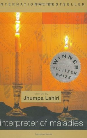Interpreter Of Maladies - Jhumpa Lahiri Image