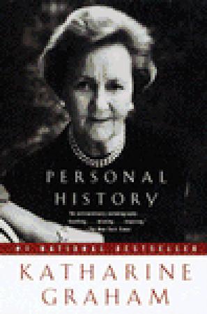 Personal History - Katharine Graham Image