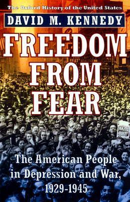 Freedom From Fear - David Kennedy Image