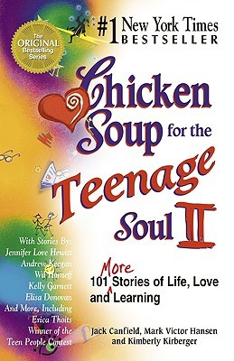Chicken Soup For The Teenage Soul II - Jack Canfield Image