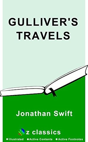 Gulliver's Travels - Jonathan Swift Image