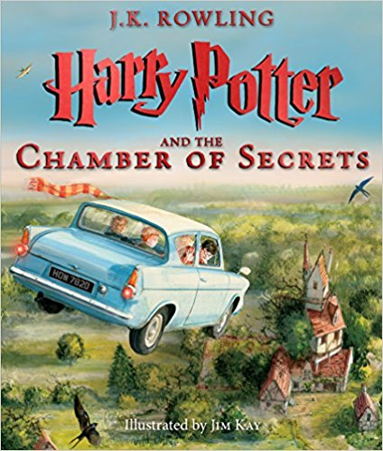 Harry Potter And The Chamber Of Secrets - J K Rowling Image