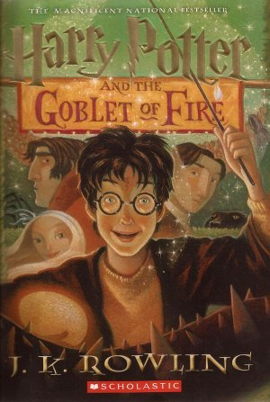 Harry Potter And The Goblet Of Fire - J K Rowling Image