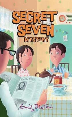 Secret Seven Series, The - Enid Blyton Image