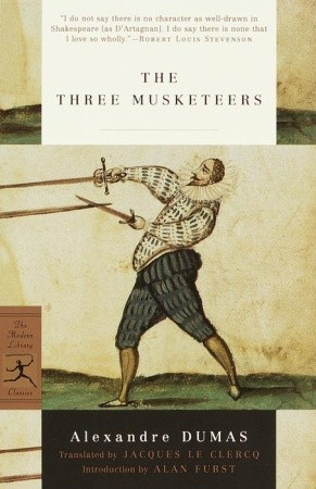 Three Musketeers, The - Alexandre Dumas Image