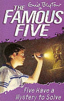 Famous Five Series, The - Enid Blyton Image