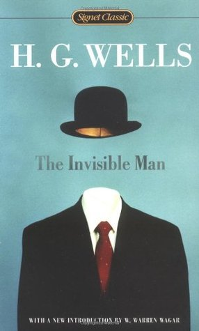 The Invisible Man - H G Wells Image