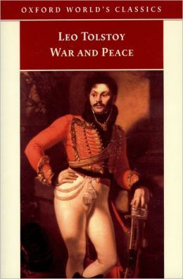 War And Peace - Leo Tolstoy Image