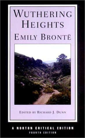 Wuthering Heights - Emily Bronte Image