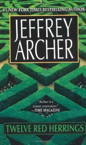 Twelve Red Herrings Jeffrey Archer Reviews Summary Story Price