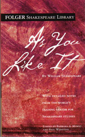 As You Like It - William Shakespeare Image