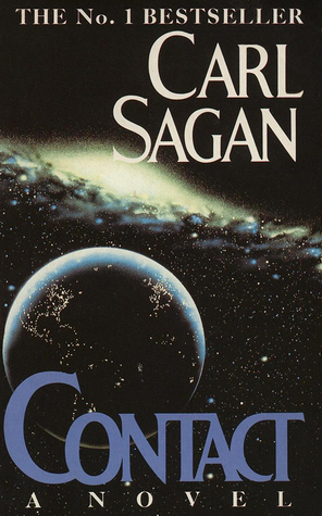 Contact - Carl Sagan Image