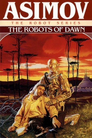 Robots Of Dawn, The - Isaac Asimov Image