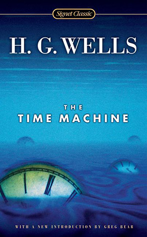 Time Machine, The - H G Wells Image