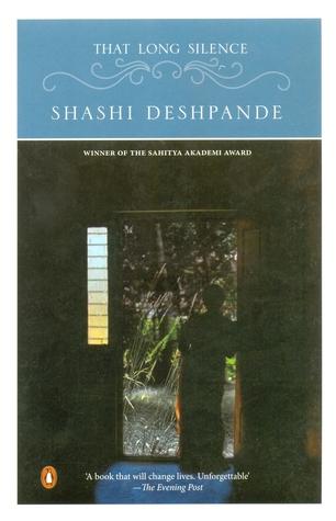 That Long Silence - Shashi Deshpande Image