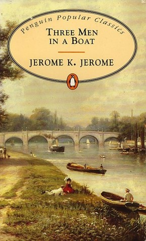 Three Men In a Boat - Jerome K Jerome Image