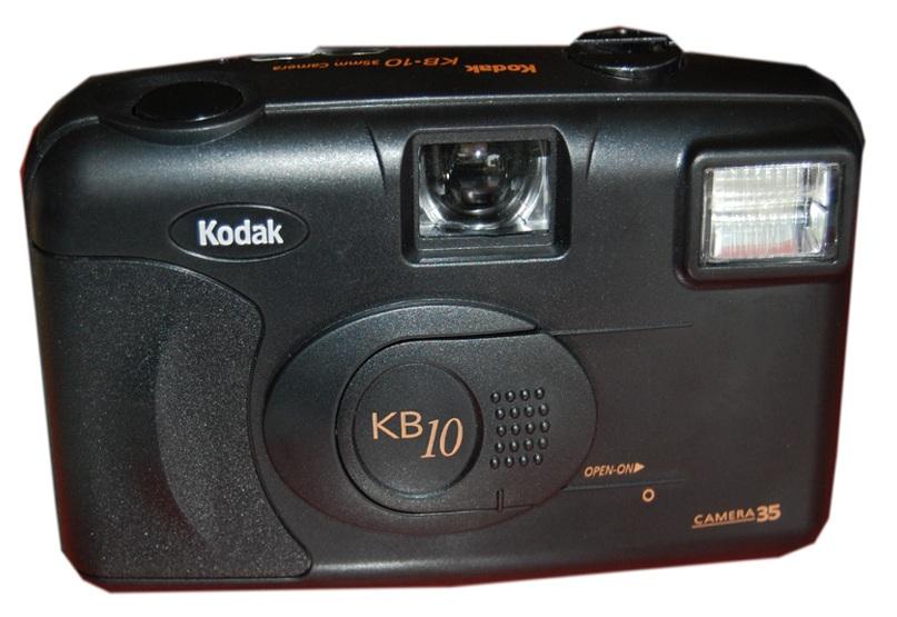 Kodak Camera KB-10 Image