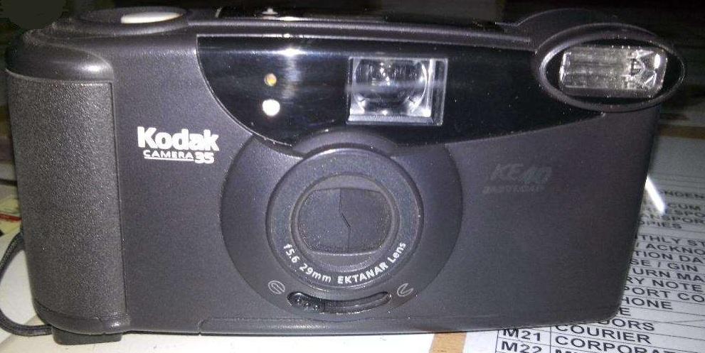 Kodak Camera KE-40 Image