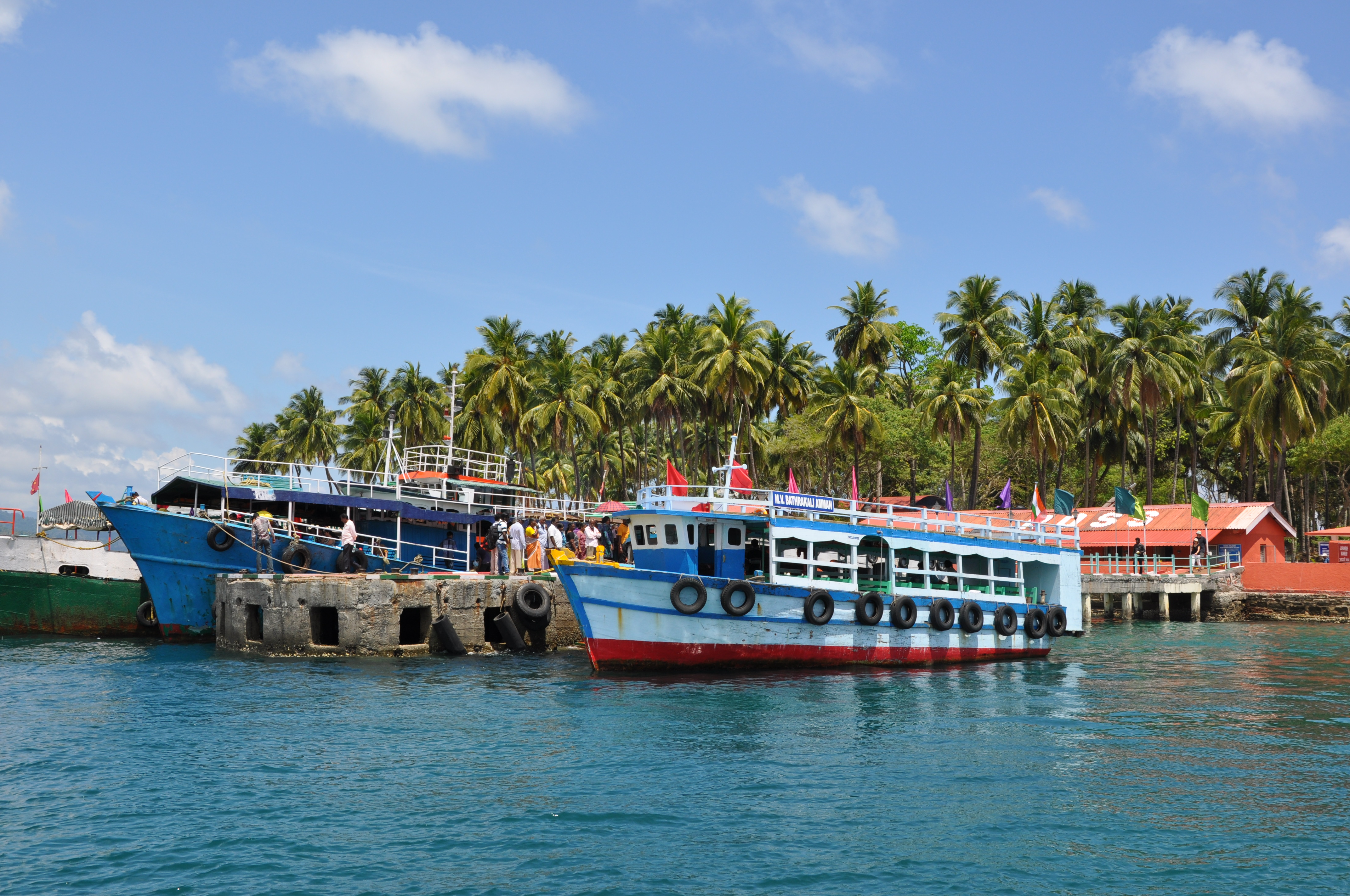 Andaman And Nicobar Islands Tour Packages From Kolkata By Ship