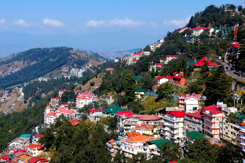 Shimla Reviews Tourist Places Tourist Destinations