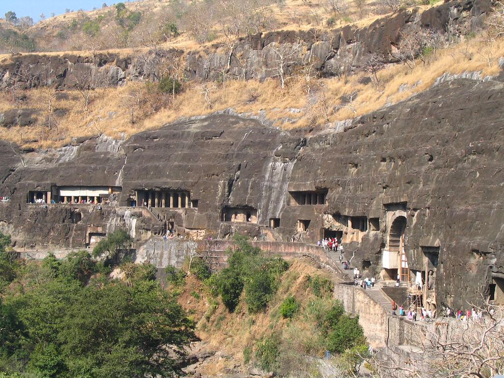 Ajanta & Ellora Caves - Aurangabad Image