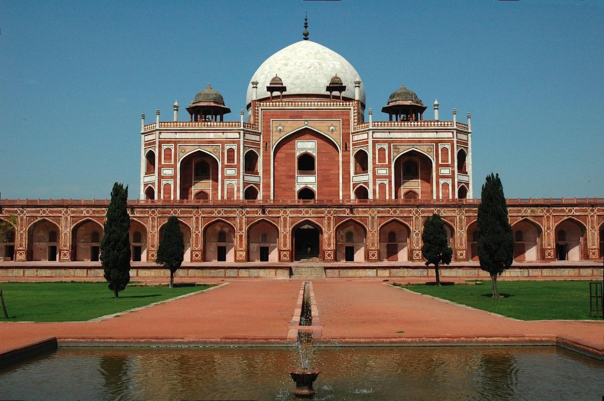 Old Delhi Image