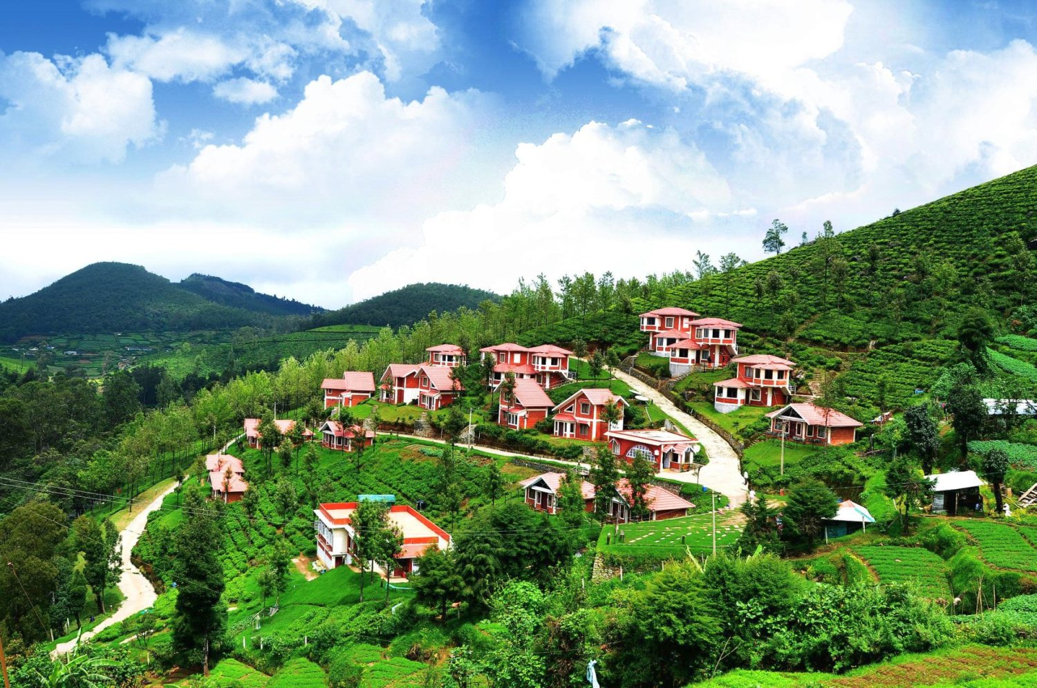 Ooty-Best places to visit in India with small budget