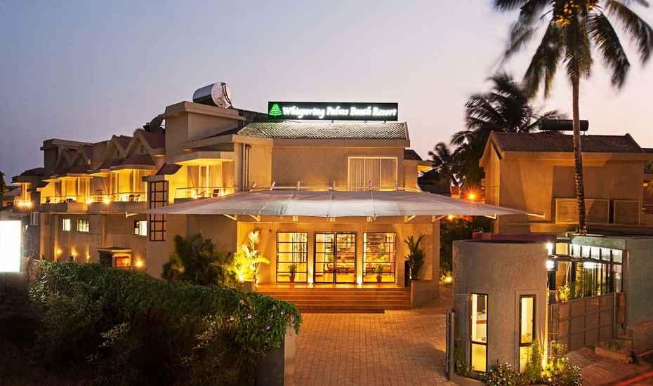 Whispering Palms Beach Resort - Goa Image