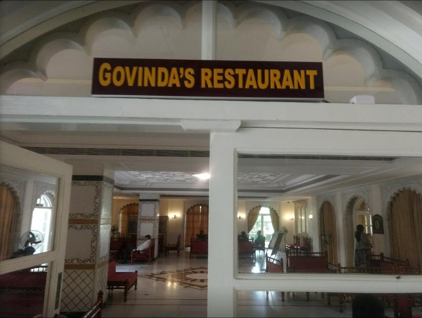 Govinda's Restaurant - Juhu - Mumbai Image
