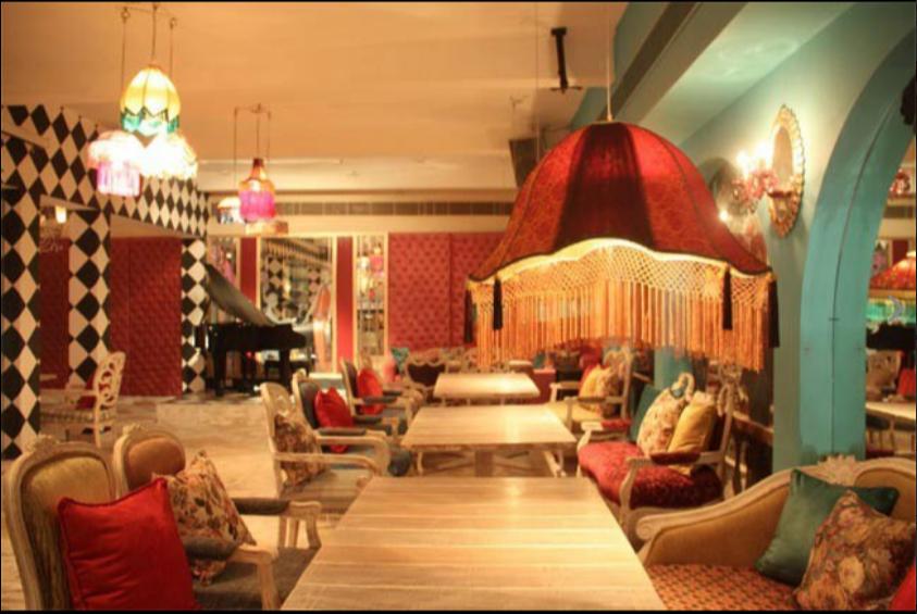 Olive Bar & Kitchen - Mehrauli - Delhi Image