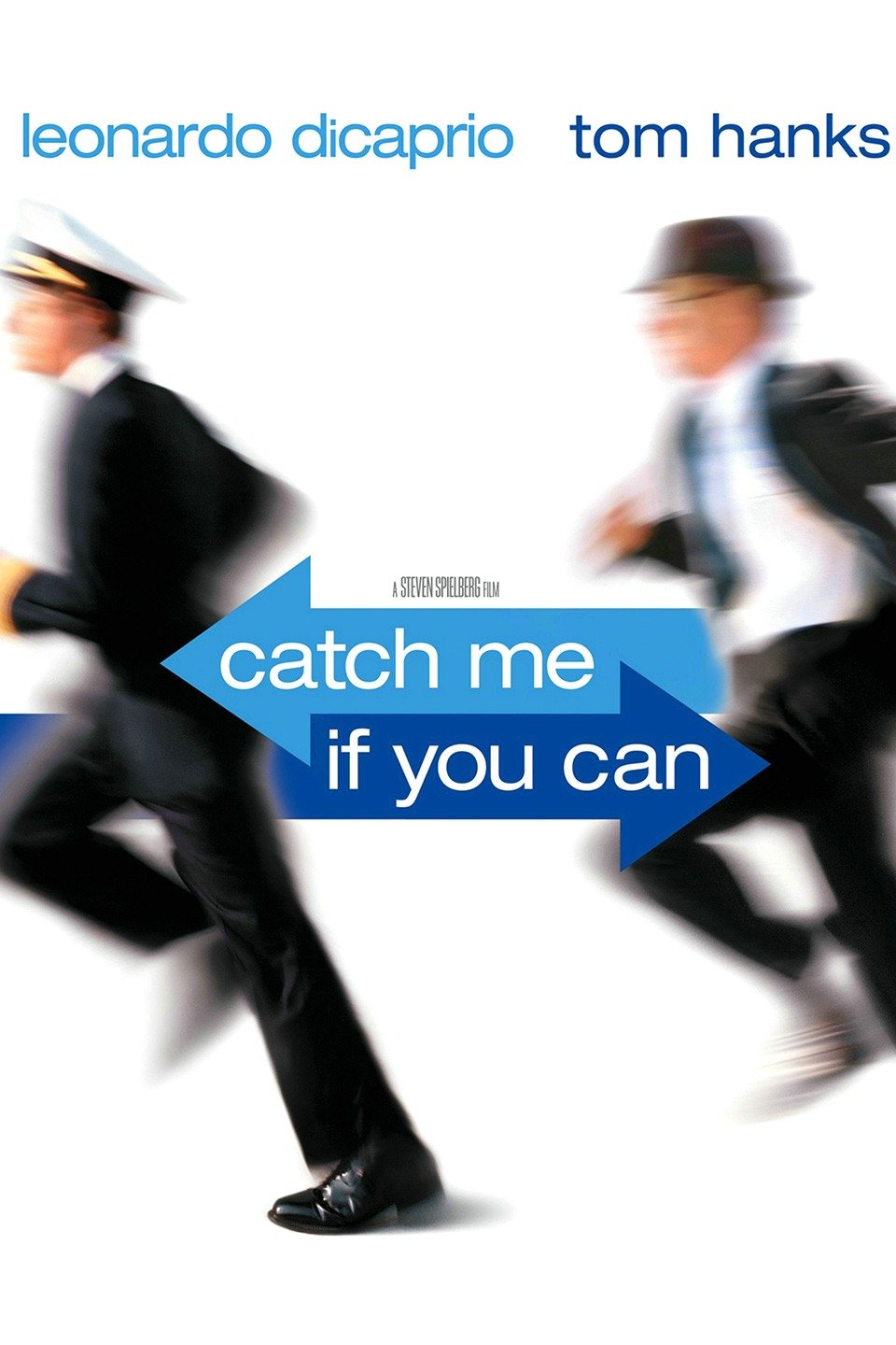Between The Pursuer And The Pursued Catch Me If You Can Movie