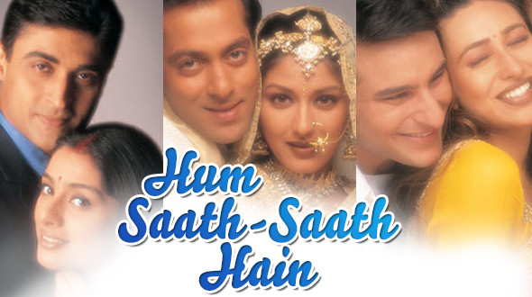 movie hum sath sath hai Hum saath saath hain (hssh english: we are together) is a 1999 indian drama film written and directed by sooraj r barjatya the film was produced and distributed by.