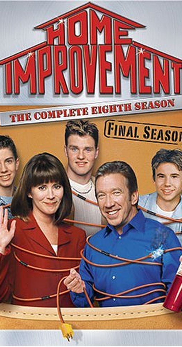 Home Improvement - TV Serial Star World TV Channel Image