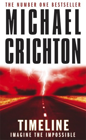 Timeline - Michael Crichton Image