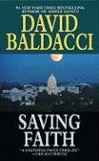 Saving Faith - David Baldacci Image