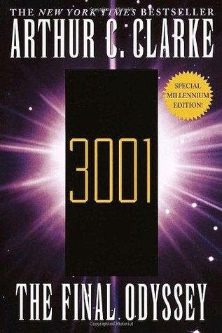 3001 The Final Odyssey - Arthur C Clarke Image