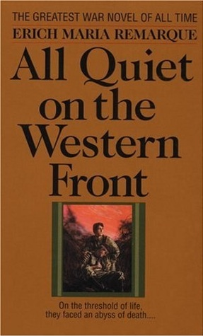 All Quiet On The Western Front - Erich Remarque Image