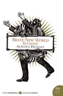 Brave New World Revisited - Aldous Huxley Image