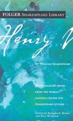 Henry V - William Shakespeare Image