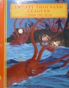 Twenty Thousand Leagues Under the Sea - Jules Verne Image