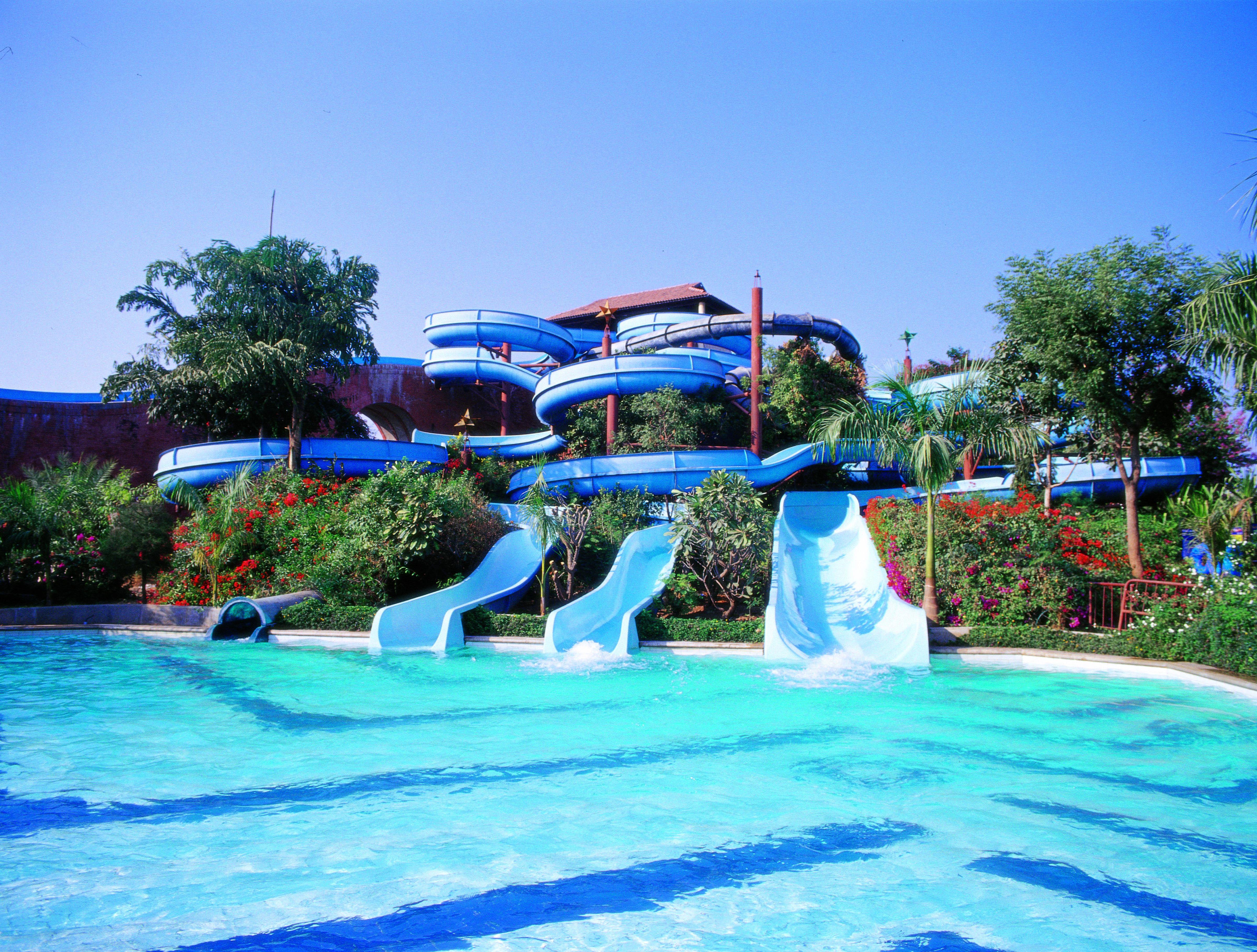 Amusement Large Fun Park Shanku Water Park Consumer Review