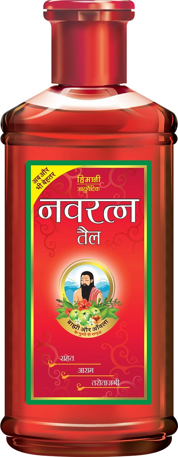 Navratna Hair Oil Image