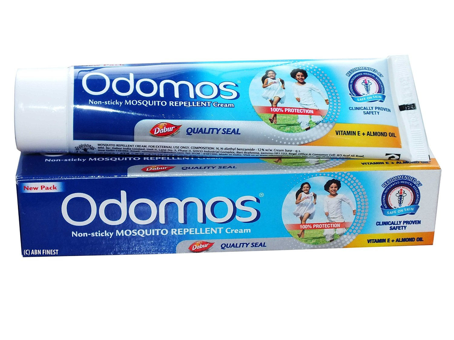 Odomos Repellent Cream Image
