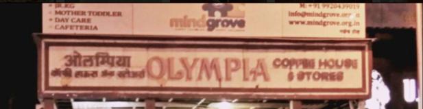 Olympia Coffee House - Colaba - Mumbai Image